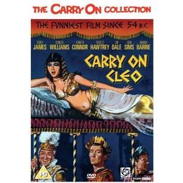 Carry On Cleo [DVD]